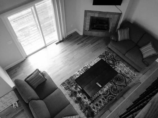 Men's House Living room