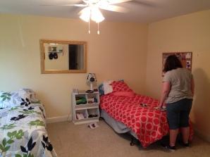 Women's house room
